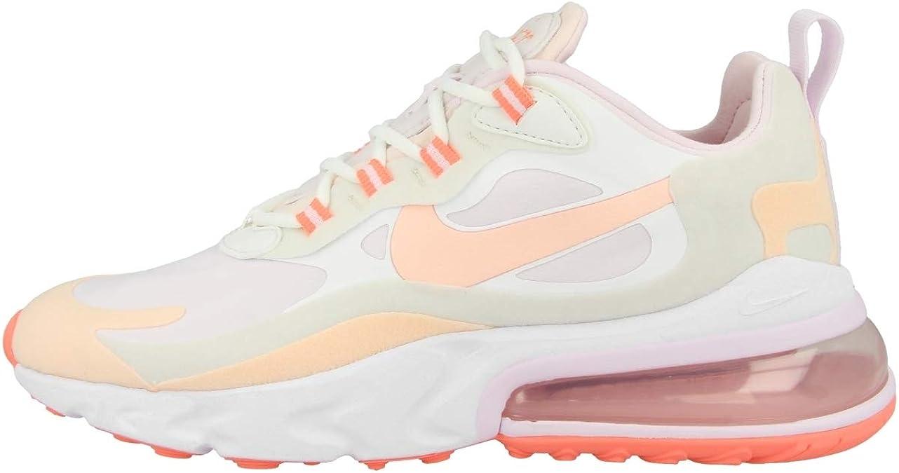 NIKE W Air MAX 270 React, Zapatillas para Correr Mujer: Amazon.es: Zapatos y complementos