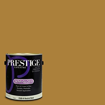 Prestige Paints E500-N-SW6397 Exterior Paint and Primer in