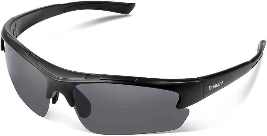 Duduma - Gafas de sol polarizadas para deportes de moda, para béisbol, ciclismo, pesca, golf, tr62, montura superligera: Amazon.es: Deportes y aire libre