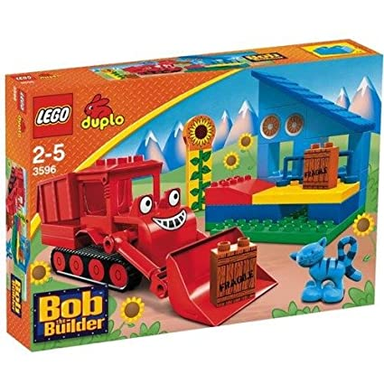 Buy LEGO Duplo Bob the Builder Muck Can Do It 3596 Online at
