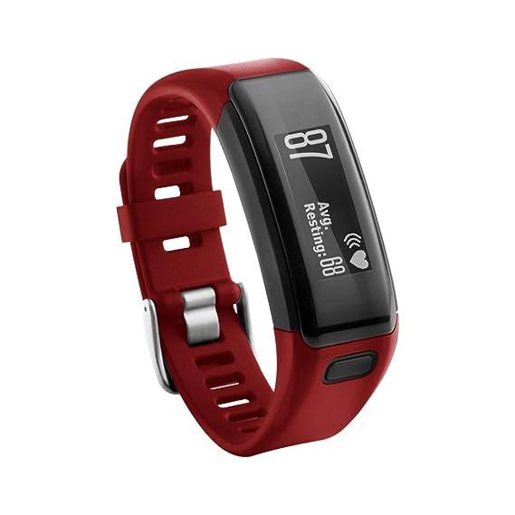 OverDose correa Garmin Vivosmart HR banda pulsera de silicona ...