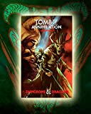 Dungeons & Dragons - Tomb of Annihilation 5th Edition