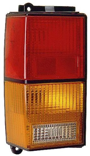 Depo 333-1903L-US Jeep Cherokee Driver Side Replacement Taillight Unit without Bulb