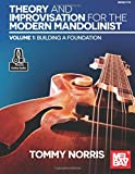 #1: Theory and Improvisation for the Modern Mandolinist, Volume 1