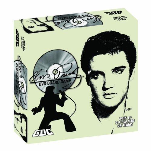 Elvis Presley DVD Board Game by GDC-GameDevCo