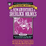 The Case of the Limping Ghost and The Girl with the Gazelle: The New Adventures of Sherlock Holmes, Episode #6 | Anthony Boucher,Denis Green