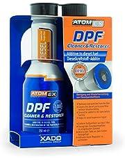 XADO Atomex dieseldeeltjesfilterreiniger & bescherming dieseldeeltjesreiniger diesel filter DPF diesel additief bescherming - Atomex