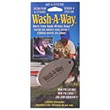 Perfect for your tackle box. Wash-A-Way the scent of fish under cool running water. The Wash-A-Way removes the smell without soap.