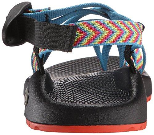 Chaco Kvinners Zx2 Klassisk Atle Sandal Fiesta