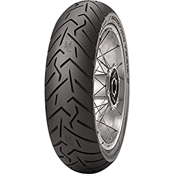 Pirelli Scorpion Trail II Dual Sport Rear Tire - 150/70R-17/Blackwall