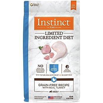 Instinct Limited Ingredient Dog Food Salmon