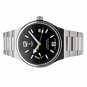 Tudor North Flag automatic-self-wind mens Watch 91210N (Certified Pre-owned)