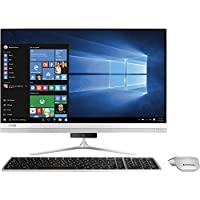 Lenovo - 510S-23ISU 23 Touch-Screen All-In-One - Intel Core i5 - 8GB Memory - 1TB+8GB Hybrid Hard Drive - Black, Silver