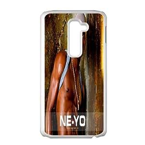 LG G2 Cell Phone Case White Ne Yo EGP