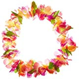 Beistle 57404 Silk 'N Petals Tropical Garden Lei Party Favors, 38-Inch