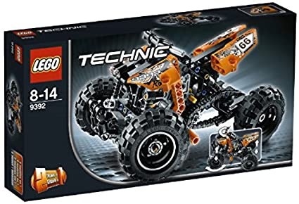 Buy Lego Quad Bike Online At Low Prices In India Amazonin