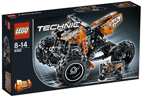 LEGO Technic Quad Bike 9392 (Bike Quad Lego)