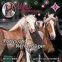 Ponys und Nervensägen (Ninas Pferdeträume 1) Hörbuch von Amelie Mäder Gesprochen von: Anne Helm