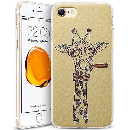 iPhone ESR Hybrid Anti Scratch Giraffe