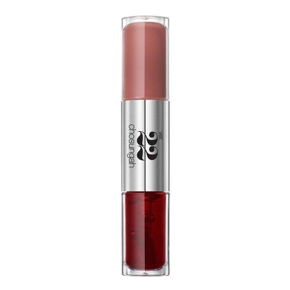 Chosungah22   Dual Lip Tint & Lip Gloss (Cashmere) by Amazon