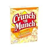 CRUNCH N MUNCH POPCORN With PEANUTS CARAMEL 6 oz