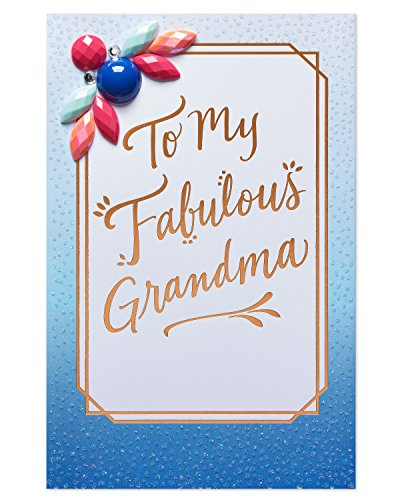 Best greeting cards software of 2018 artsdel american greetings fabulous mothers day card for grandma with rhinestones m4hsunfo