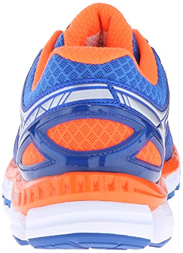Blue 361 Running Nautical M Silver Orange Sensation Men Shoe YTYq6F