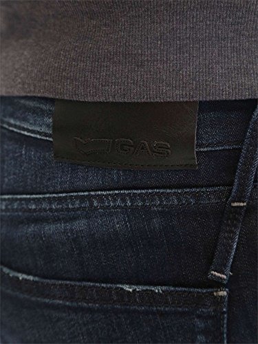 Gas 351144 Jeans Man Blue 29
