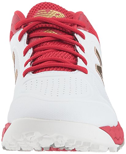 44 Balance Turf rouge Femme V1 Velo D blanc New Eu Rouge Odxwq8nOt