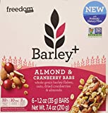 Freedom Foods    Bars Cranberry almond Bp, 0.56 lb
