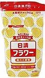 日清フーズ 小麦粉フラワー(チャック付) 1kg