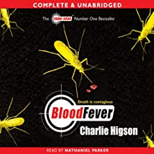 Young Bond: Blood Fever Audiobook by Charlie Higson Narrated by Nathaniel Parker