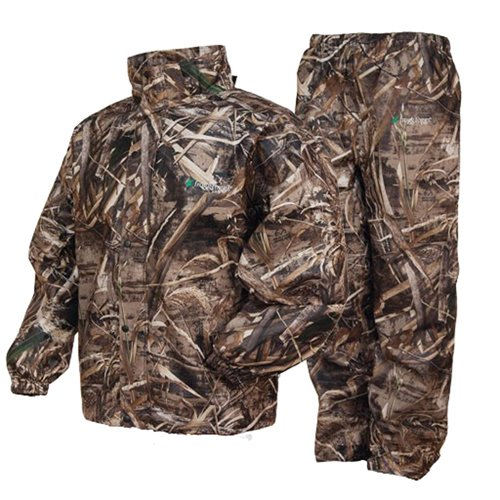 Frogg Toggs All Sport Rain Suit, Realtree Max-5, 3X-Large