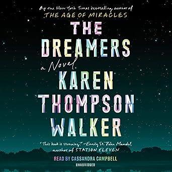 The Dreamers by Karen Thompson Walker
