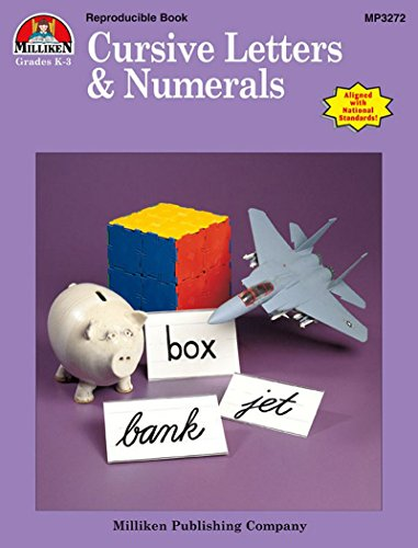 Numerals Letter - 8