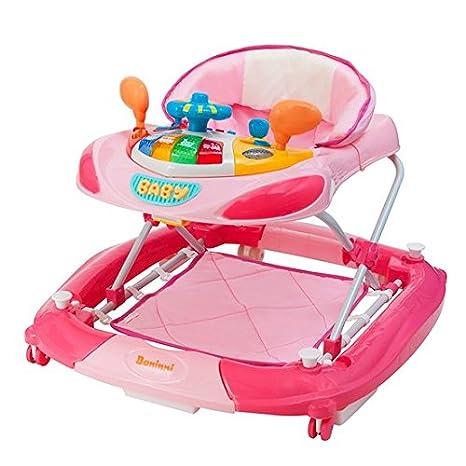 baninni Rosco bn701 - Andador para bebé Rosa: Amazon.es: Bebé