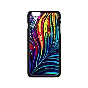 Colorful peacock plumage Phone Case for iPhone 6 by icecream design