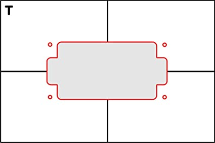 Amazon. Com: pickup routing template single coil standard.
