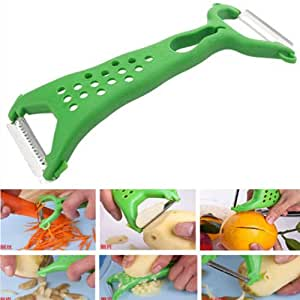 Vegetable Fruit Peeler Parer Julienne Cutter Slicer Peel Kitchen Tools Gadgets J