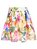 Bonny Billy Girls Skirts Tutu for Summer School Casual Flared Kids Dress 7/8 Multi