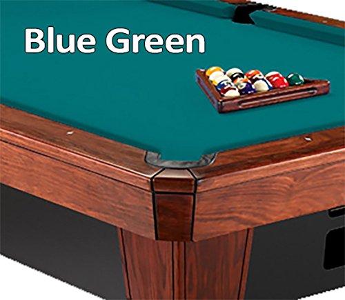 - Simonis Cloth 860HR Pool Table Cloth - Blue Green - 9ft