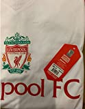 Liverpool White Training Jersey for Kids