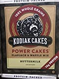 Kodiak power cakes buttermilk mix 60 oz (pack of 6) A1