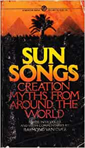 a review of creation myths from around the world Gather round to hear of how the earth came to be — told from ancient myths  around the world dawn of time gathers seven diverse creation stories in one  book.