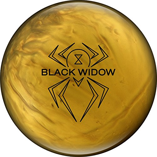 Hammer Bowling Black Widow Gold Bowling Ball