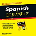 Spanish for Dummies  Audiobook by Jessica Langemeier Narrated by uncredited