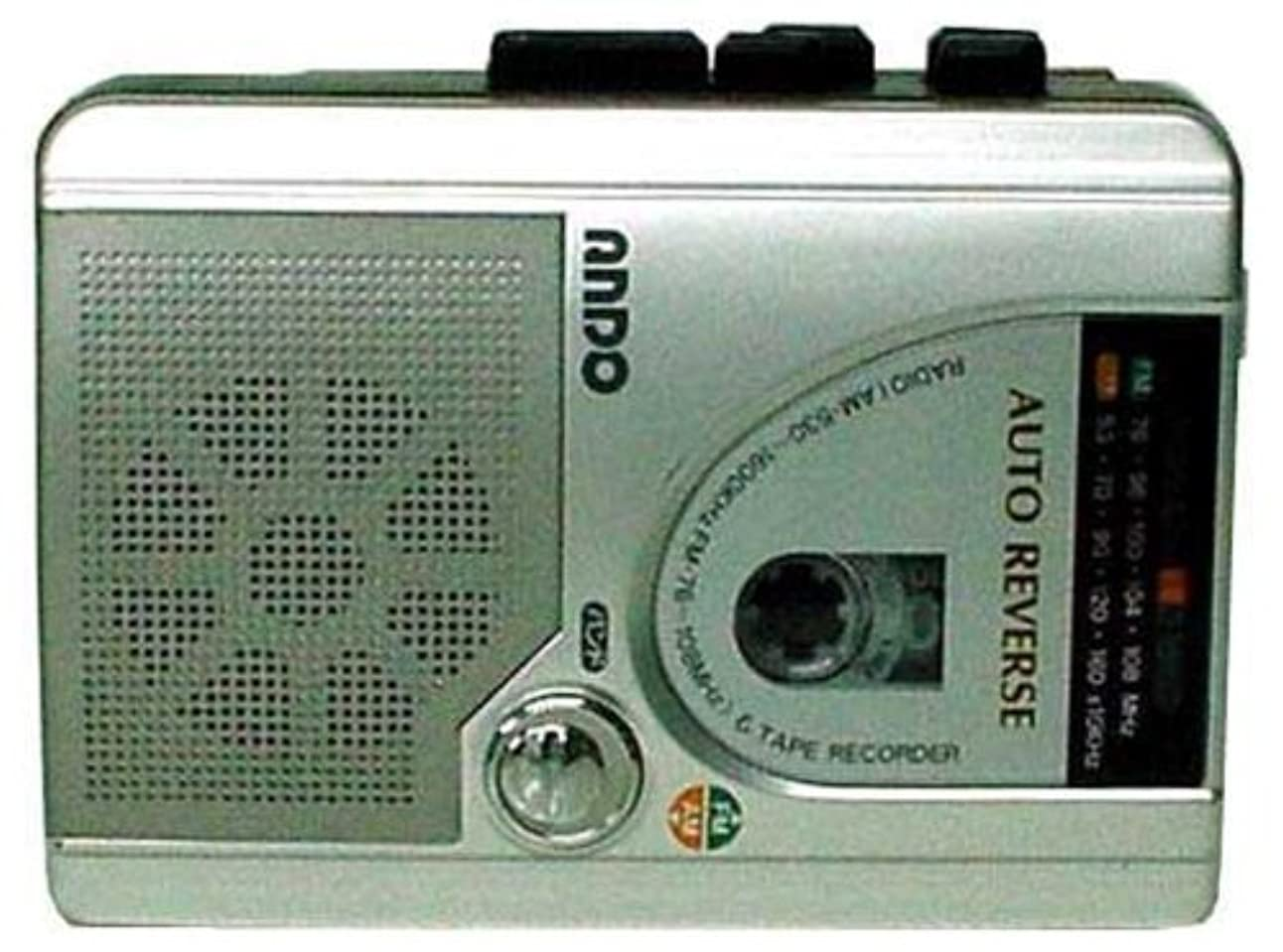 リビングルーム半ば歪めるSONY ステレオカセットコーダー TCS-580