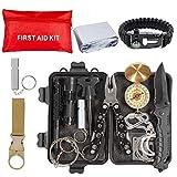 Best Survival Kits - Emergency Survival Kit 24 in 1, Survival Gear Review