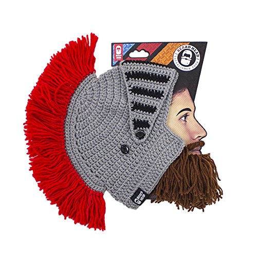 Original Knit Marrón sombrero nbsp;el nbsp;– barba bárbaro Caballero Head® Barba qa7ztt
