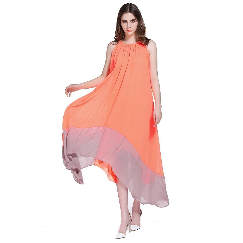 Frauen Kleid,Xinan Frauen-Sommer Boho lang Maxi Abend-Partei-Strand ...